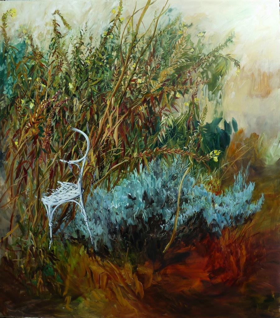 15_lavanda in autunno_olio su tela _cm 180x200